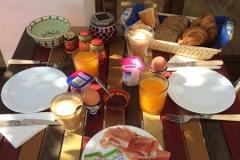 Ontbijt bij B&B Buena Idea