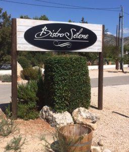 Bistro La Selene betekent heerlijk eten op loopafstand van B&B Buena Idea